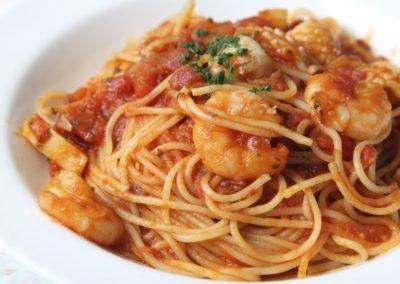 Spaghetti Marcello